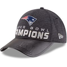 New England Patriots Super Bowl LI Trophy Collection Locker Room Hat - NFL #collection #locker #room #trophy #bowl #patriots #super #england