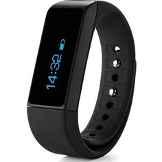 XCSOURCE Plus Smart Bracelet Waterproof Bluetooth Health Wristband Sports Pulse Rate Intelligence for Android/ IOS (Black) -- You can find out more details at the link of the image. Smart Bracelet, Bracelet Watch, Smart Watch Review, Watch For Iphone, Camera Watch, Best Smart Watches, Fossil Watches, Watch Sale, Cool Gadgets