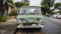 econoline pickup | Murilee guessed '65. I guess '63.