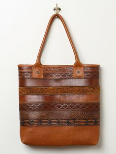 Totem Salvaged Vintage Belt Tote at Free People Clothing Boutique
