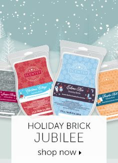 Only a few more days of the Brick Jubilee left to grab your favorite brick! #Scentsy #brickjubilee whitneyminnehan.scentsy.us