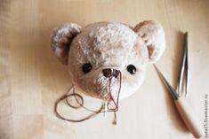 Изготовление винтажного мишки. - Ярмарка Мастеров - ручная работа, handmade
