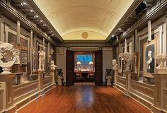 A New Cast Hall and Library at the Academy of Classical Design | Campus Buildings, Featured | Traditional Building