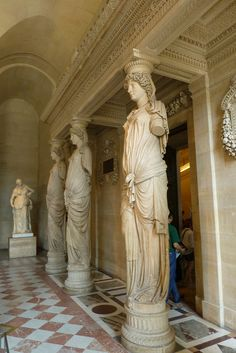 The Louvre - The Louvre is the most visited Museum in the World