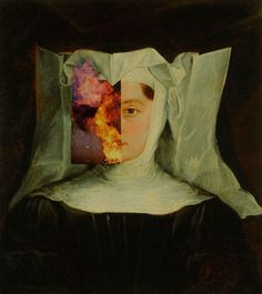 Gothic Horror, Collage Art, Collages, Photo Manipulation, Robin, Painting, Darkness, Blog, Painting Art