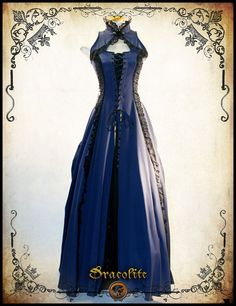 Hey, I found this really awesome Etsy listing at https://www.etsy.com/listing/155113480/medieval-dress-miss-jasmine-lace-prom