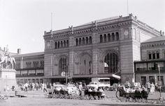 Hauptbahnhof, Hannover, 7 September 1959