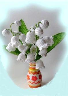 Как крючком связать цветок: схемы, описание, видео мк, 27 вариантов