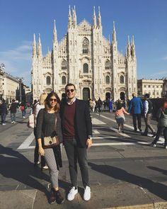 Buongiorno Milano! #2 Siamo in treno per Expo vi saluto con un paio di foto di ieri  #milano #milan #milanodavedere #milanocityufficiale #milano2015 #duomo #piazzaduomo #duomodimilano #italiancity #italy #love #happiness #enojoy #sunnyday by bescina