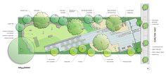 Image result for pocket park design