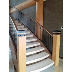 This page features custom timber post brackets used on the tops and the bottoms of wooden posts. From basic post bases, uplift post brackets, caps that con. Deck Railing Design, Deck Railings, Banisters, Iron Railings, Timber Posts, Wooden Posts, Metal Handrails, Building A Pergola, Wood Joints