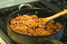Cumin Rice and Beans