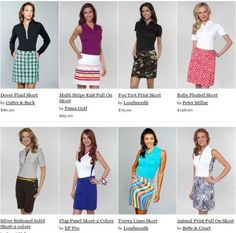 women golf outfits | Golf Clothes for Women - It's about more than golfing,  boating,  and beaches;  it's about a lifestyle  KW  http://pamelakemper.com/area-fun-blog.html?m