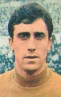 Rodri Dominguez of Sevilla in 1970.