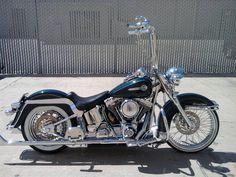 Preciosa Harley Davidson