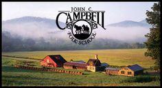 gotta get there  John C. Campbell Folk Art School, Brassville, NC