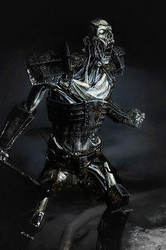 Dragur - Skyrim Zombie Samurai