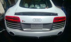 Audi- R8