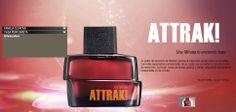 ATTRAK EDT 100 ML $120
