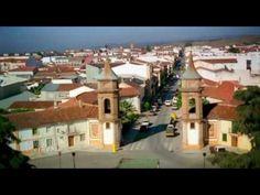 Andalucía es de cine - La Carolina (Jaén) - YouTube