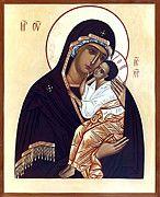 Mary Saint Art by Christian Art