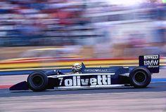 Riccardo Patrese, Paul Ricard 1986, Brabham BT55