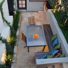 Contemporary Patio Design Ideas, Pictures, Remodel and Decor