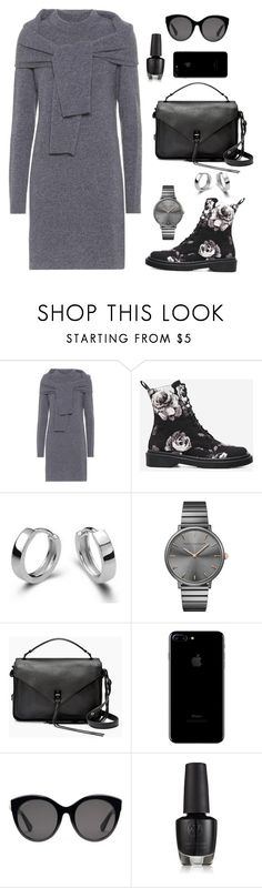 """""""Untitled #2326"""" by ebramos ❤ liked on Polyvore featuring Isa Arfen, Rebecca Minkoff and Gucci"""