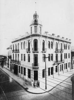 Former Sao Paulo´s public archive (1919-1948)  Brazil