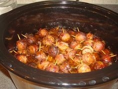 conecuh sausage | Breaking Bread Together!: Bacon Wrapped Conecuh Sausage