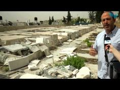 Destruction and Tomb Burning on Mount of Olives - Israel Video Network 3:00 June 2015 ... my heart breaks...