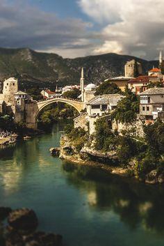 Mostar, Bosnia and Herzegovina | Goran Petrov