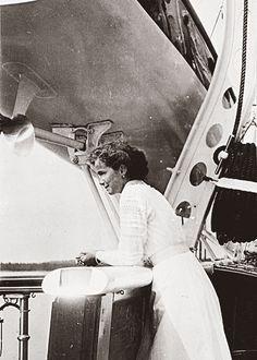 25 Photographs of the Romanovs at Sea {15/25}