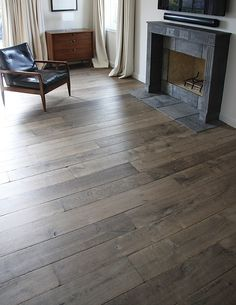Exquisite Surfaces/manoir gray french oak floors