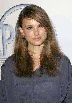 Natalie Portman Long Hair