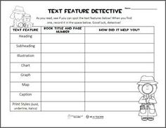 "Text Feature anchor chart/need to add ""graphic sources ..."