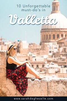 Looking for travel tips for Valletta in Malta? Plan the perfect Valletta walking tour with these 10 amazing must-do's and discover everything this city has to offer. European Travel Tips, Europe Travel Guide, European Destination, Travel Guides, Travel Destinations, Europe Packing, Traveling Europe, Packing Lists, Travel Deals