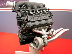 But my all time favorite F1 engine is this Honda unit from F1's TURBO ...