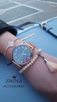 Arabische Uhr - Luxus Model Arabic Watch - Damenuhren und Herrenuhren by Zwina Accessories