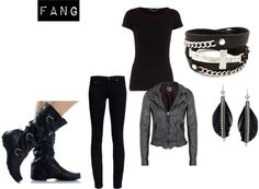 """""""Fang (Maximum Ride)"""" by drocellcainz on Polyvore"""