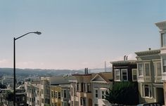 San Francisco #35mm #film #Fuji
