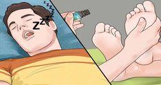Vaporisez cette huile sur vos pieds 10 minutes avant d'aller au lit, cette astuce guérira vos insomnie pour toujours!!