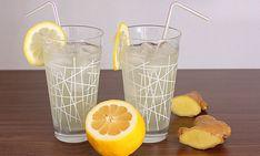 Zázvorová limonáda s citronem | NejRecept.cz