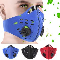 Women 10pcs Disposable Face Mask Breathable Dust Filter Masks Mouth Cover Masks Elastic Ear Loop Sn-hot Suitable For Men And Children