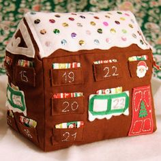 Advent Calendar - Santa's Workshop