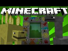 Dinosaur Dimension Mod for Minecraft 1.7.10 -  As adding several great new blocks, creatures, items, together with a very important custom portal into your Minecraft world, the Dinosaur Dimension is well worth for a look!!!  #MinecraftMods1710 -  #MinecraftMods