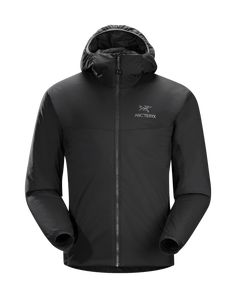 GRMO Men Quilted Padded Coat Full-Zip Hoodie Plus Size Slim Fit Down Jacket