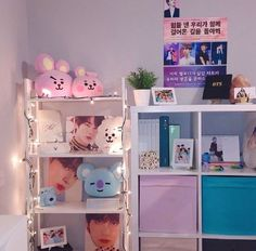 Room Design Bedroom, Girl Bedroom Designs, Room Ideas Bedroom, Cute Room Ideas, Cute Room Decor, Army Bedroom, Army Room Decor, Kawaii Room, Minimalist Room