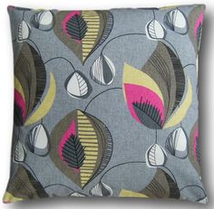 """Cushion Cover Handmade With Clarke & Clarke Starlight Sorbet Pink 22"""""""" Scatter"""
