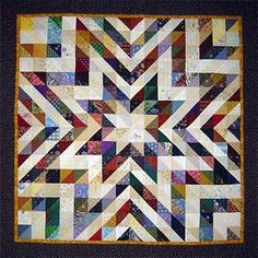 A-Mazing Star Quilt pattern $6.50 on Craftsy at http://www.craftsy.com/pattern/quilting/home-decor/a-mazing-star/42789